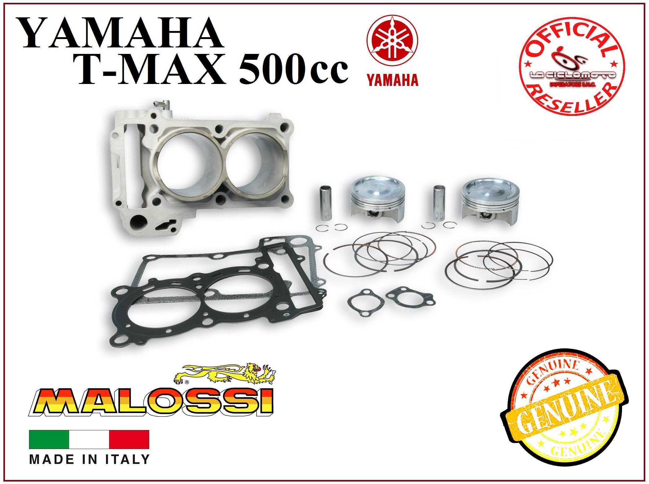 Ammortizzatori Selle Yamaha Xp Tmax T-max 500 530 x2